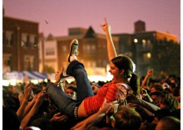 Crowd Sourcing or Surfing