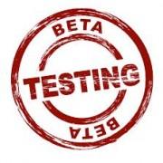beta testing stamp