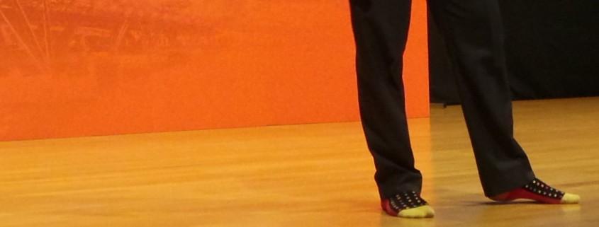 Jason Cambell Presentation Socks