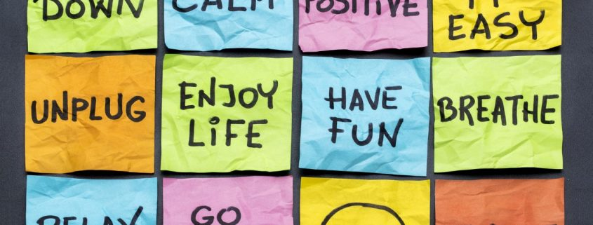 Relax Post-It's