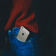ipod in pocket